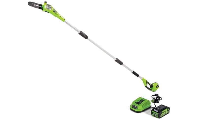 Greenworks G-MAX 20672 Cordless Pole Saw