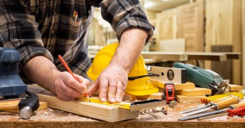 How to Square A Board with Table Saw