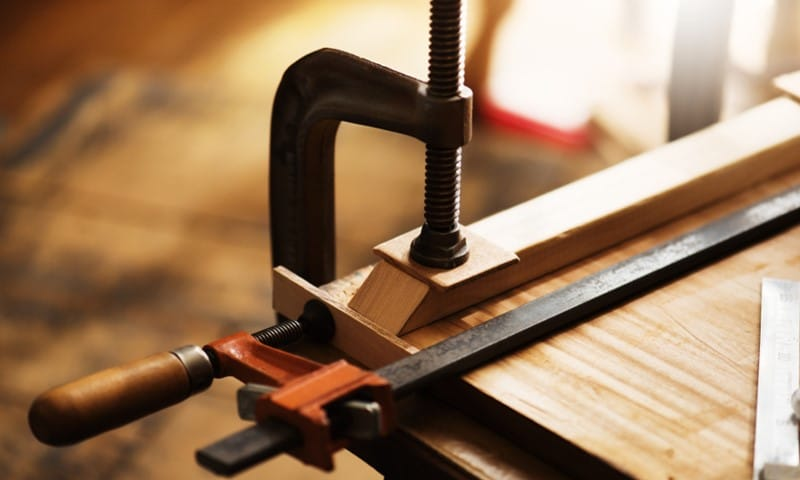 Clamps for Woodworking