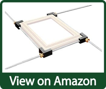 Platte River Framing Project Clamp