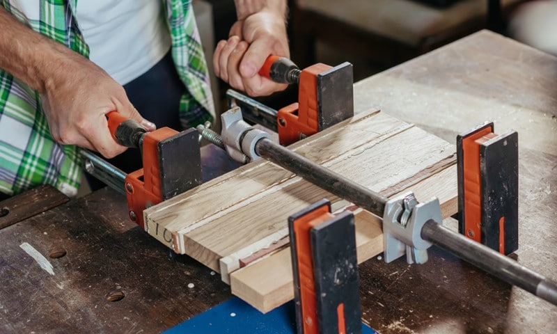 Wood Clamps for Woodworking