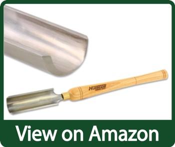 Hurricane Turning Tools Woodturning Bowl Gouge (2 Inches Flute)