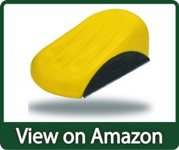 M-jump 5-inch Mouse Hand Sanding Pad