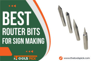 Best Router Bits for Sign Making