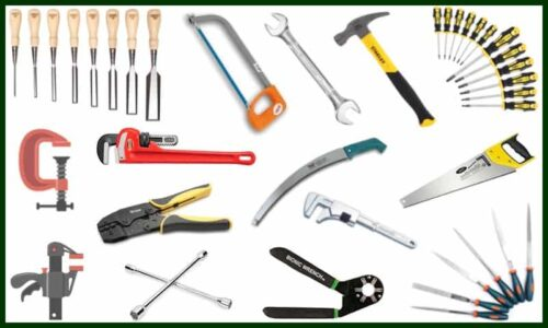 Types of Hand Tools