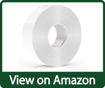 LLPT WT120 Double Sided White Woodworking Tape
