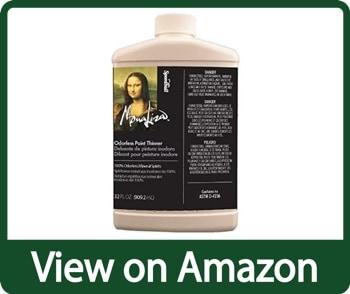 Mona Lisa 32-Ounce Odorless Paint Thinner