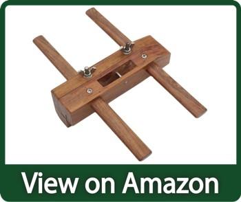 Prettyia Good Quality Rabbet Plane Hand Wood Planer