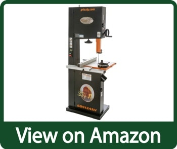 Grizzly G0513ANV 2 HP 17-Inch Bandsaw Anniversary Edition