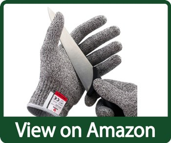 Nocry Cut Resistant Gloves for Wood Carving