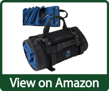 Rugged Tools Titan Deluxe Tool Roll