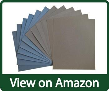 LANHU High Precision Polishing Sanding Abrasive Sandpaper Sheets